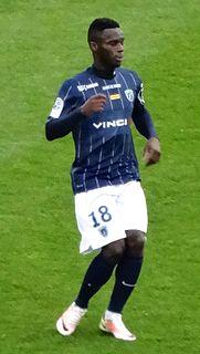 Jonathan Bamba French association football player