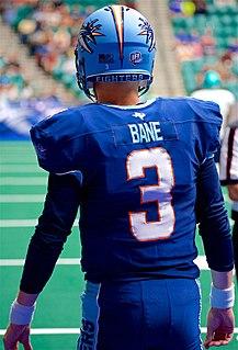 Jonathan Bane American football quarterback