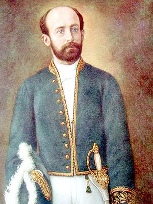 José Toribio Medina - Portrait of José Toribio Medina by Francisco Tristán, 1886