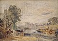 Joseph Mallord William Turner (1775-1851) - Hampton Court from the Thames - N02693 - National Gallery.jpg
