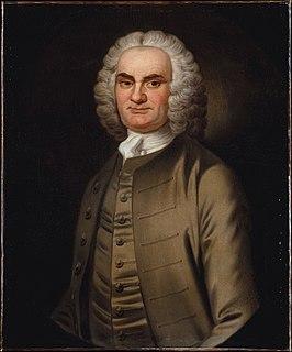 Joseph Reade (politician) man in Colonial New York