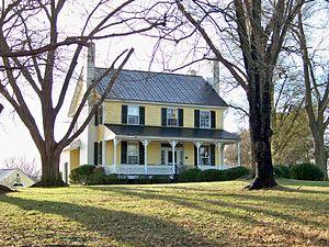 Joseph Suttle House - Image: Joseph Suttle House, Shelby, NC
