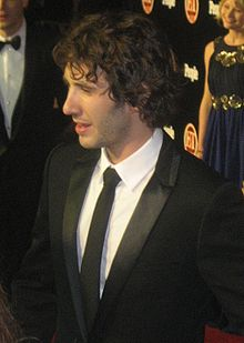 Groban at the ET Post-Emmys Party, Walt Disney Concert Hall, September 21, 2008