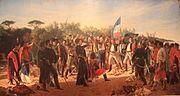 Juan Manuel Blanes - El Juramento de los Treinta y Tres Orientales