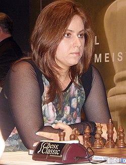 Judit Polgar - indeed a chess classic
