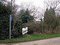 Jumble of signs, Asheridge - geograph.org.uk - 1185605.jpg