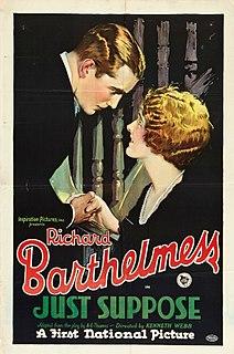 <i>Just Suppose</i> 1926 film