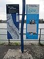 Königswinter Rheinallee Rheinkilometer 645.jpg