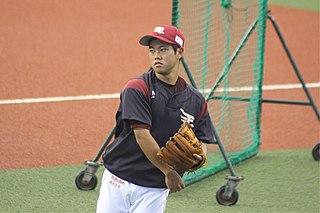 Kenji Nishimaki Japanese baseball player