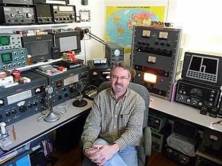 Vintage amateur radio