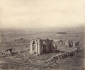 KITLV 100455 - Unknown - Martand Temple on the plateau above the Kashmir Valley in British India - Around 1870.tif