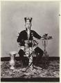 KITLV 4033 - Kassian Céphas - The crown prince of Yogyakarta Pangeran Adhipatti Anom Amengkoenegoro - Around 1895.tif