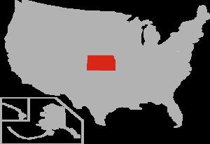 Kansas Jayhawk Community College Conference - Image: KJCCC map