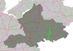 Kaart Provinciale weg 316.png