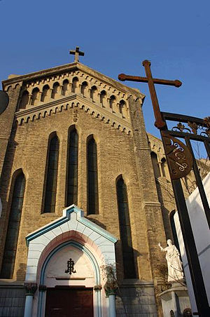 Roman Catholic Archdiocese of Kaifeng - Cathedral of the Sacred Heart of Jesus