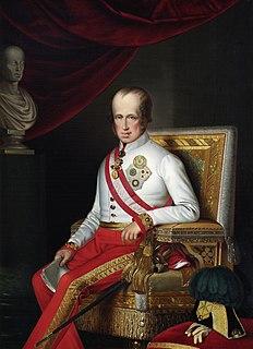Ferdinand I of Austria Emperor of Austria