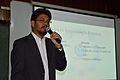Kalyan Sarkar - Wiki Academy - Indian Institute of Technology - Kharagpur - West Midnapore 2013-01-26 3735.JPG
