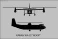 Kamov Ka-22 Hoop two-view silhouette.png