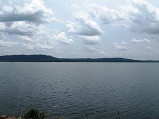 Kantale Dam
