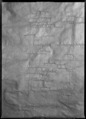 Kappa av svart mönstrad sammet, ca 1611-1632 - Livrustkammaren - 19095.tif