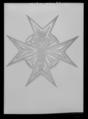 Kappkraschan för kommendör med stora korset av Vasaorden, Sverige ca 1800 - Livrustkammaren - 550.tif