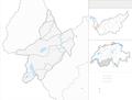 Karte Bezirk Saint-Maurice 2013 blank.png