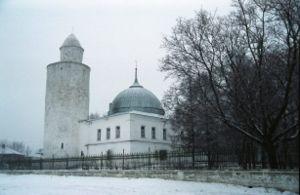 Kasimov - A 15th-century minaret in Kasimov
