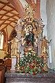 Kath. Pfarrkirche hl. Margaretha Bad Mitterndorf - Marienaltar.JPG