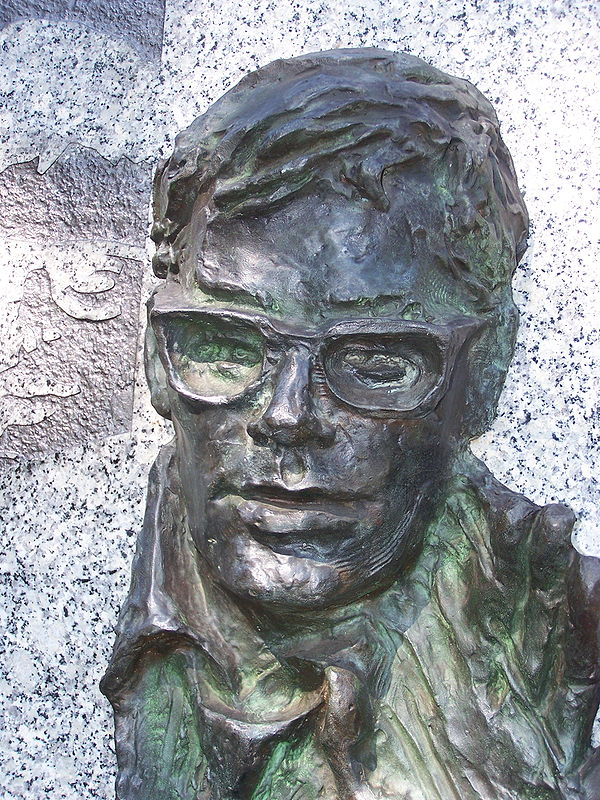 Photo Zbigniew Cybulski via Wikidata