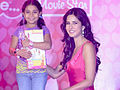 Katrina launches her new Barbie doll 02.jpg