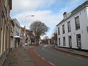 Katwijk aan den Rijn - Image: Katwijk aan den Rijn, straatzicht 2 2009 10 25 13.12