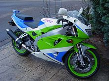 Kawasaki Ninja R First Bike