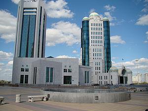 Kazakh Parliament Astana