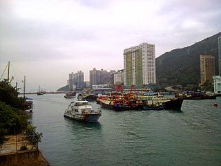 Hong Kong bay