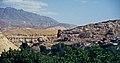 Kemah 09 1984 Blick auf das Burgstadt-Plateau und die Schlucht des Karasu.jpg