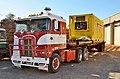 Kenworth K125, National Road Transport Hall of Fame, 2015.JPG