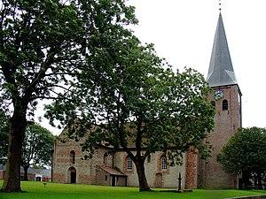 Leens - Petruskerk in 2007