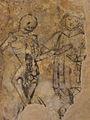 Kernascléden (56) Chapelle Notre-Dame Danse Macabre 06.JPG
