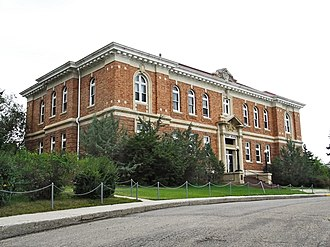 Kerrobert - Kerrobert Court House