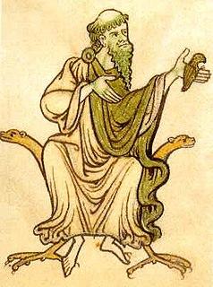 Kevin of Glendalough Irish saint