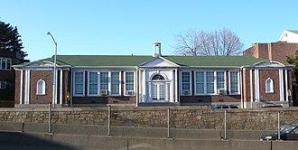 Kew-Forest School - Image: Kew Forest School jeh