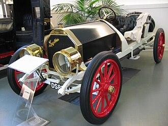 Keystone (gasoline automobile) - The Keystone