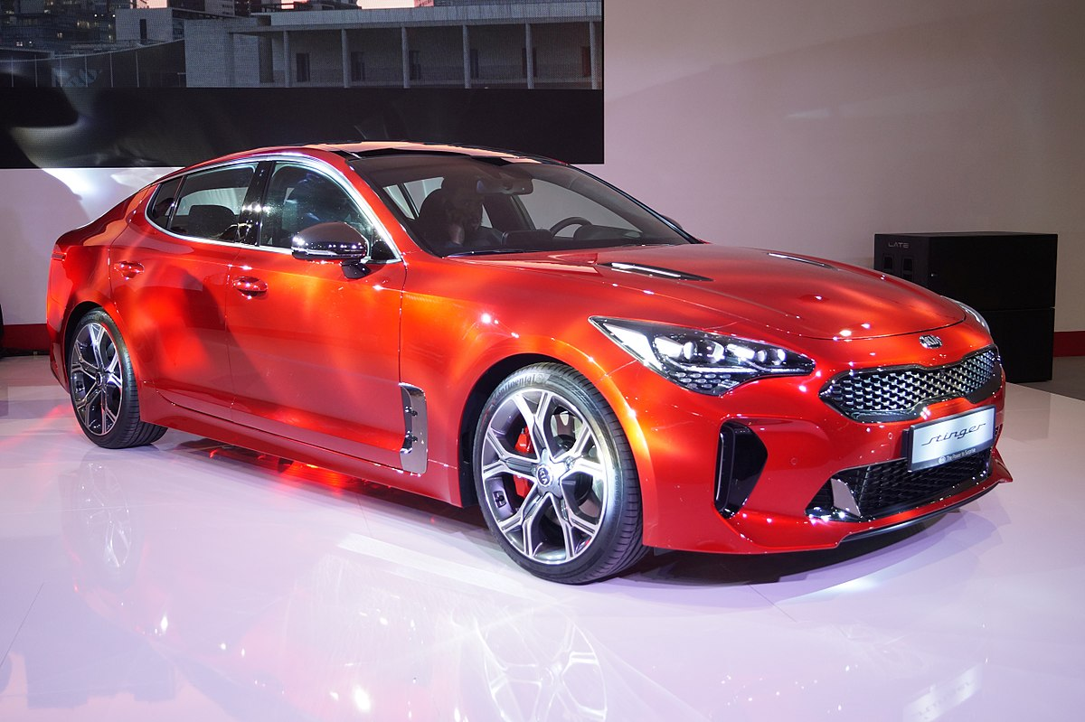 kia stinger wikipedia. Black Bedroom Furniture Sets. Home Design Ideas