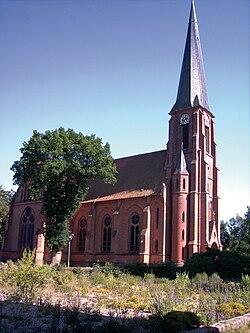Kiel-Elmschenhagen (Süd), Maria-Magdalenen-Kirche.JPG