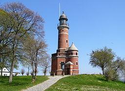 Kiel Holtenau Leuchtturm