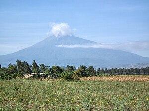 Seven Natural Wonders of Africa - Image: Kilimanjaro Tanzania 5242 Nevit