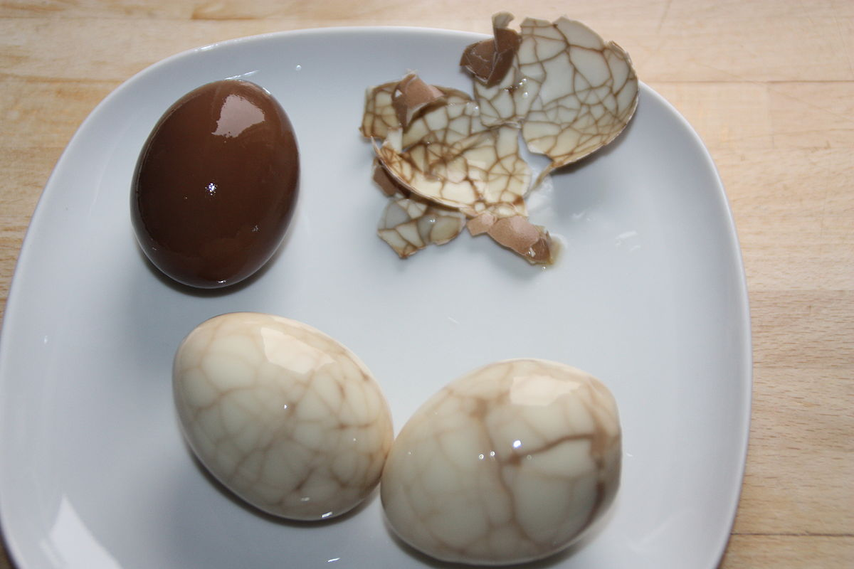 Tea egg - Wikipedia