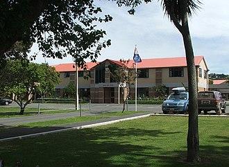 King's High School, Dunedin - King's High School.