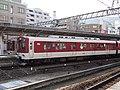 Kintetsu 1020 series Ikoma Station 2013-12-15.jpg