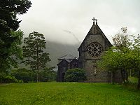 church in Glenfinnan
